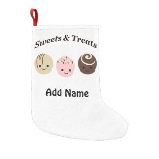 Sweets & Treats! Chocolates Small Christmas Stocking