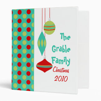 Swell-Looking Ornaments Binder