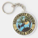 SWFLEagleCam Logo Keychain (Various Options)