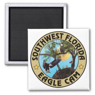SWFLEagleCam Logo Magnet (VARIOUS SHAPES)