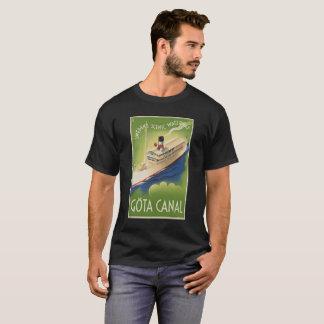 SWIDDEN SCENIC WATERWAY vintage picture. T-Shirt