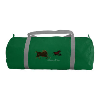 Swift Horse of Lascaux Gym Bag