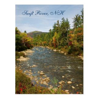 Swift River, NH  Postcard