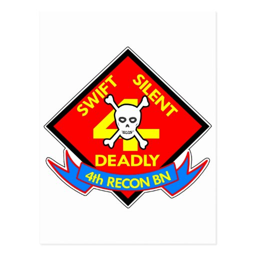 Swift Silent Deadly 4th Post Card