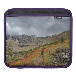 Swiftcurrent Pass - Glacier National Park iPad Sleeve