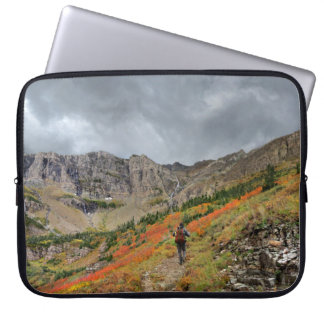 Swiftcurrent Pass - Glacier National Park Laptop Sleeve