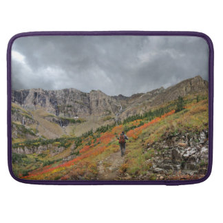 Swiftcurrent Pass - Glacier National Park Sleeve For MacBook Pro