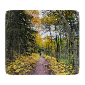 Swiftcurrent Pass Trail - Glacier National Park Cutting Board