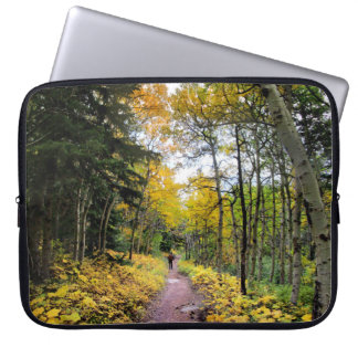 Swiftcurrent Pass Trail - Glacier National Park Laptop Sleeve