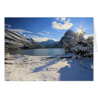 Swiftcurrent Sunburst Card