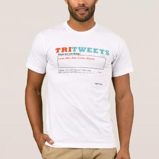 Swim, Bike, Run, Twitter, Repeat T-Shirt