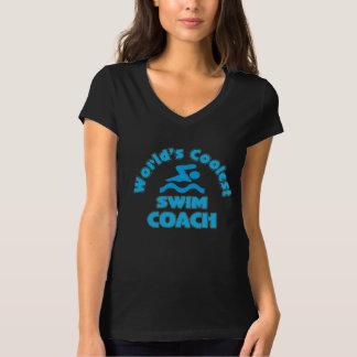Swim Coach Tee Shirt