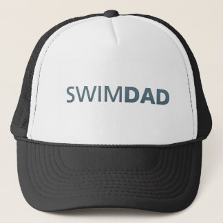 Swim Dad Gear Trucker Hat