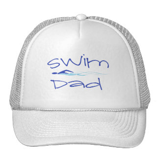Swim Dad Hat