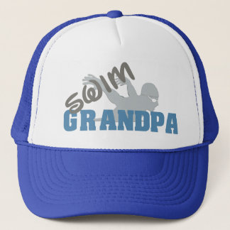 Swim Grandpa Hat