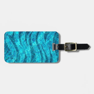 Swim in the Pool Luggage Tag
