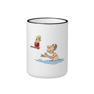 Swim Instructor Coffee Mug