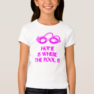 Swim Joke - Funny Tee for Little Swimmers