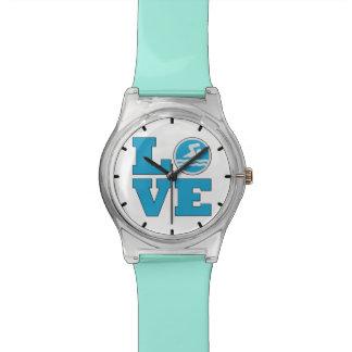 Swim Love Kids Custom Color Watch