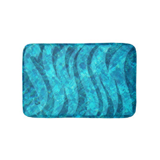 SWIM on Pool Water Bath Mat