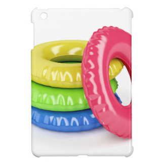 Swim rings iPad mini cases