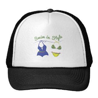 Swim Style Trucker Hat