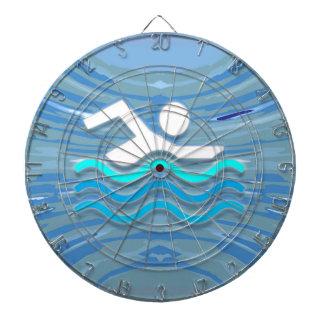 SWIM Swimmer Success Dive Plunge Success NVN238 Dartboard