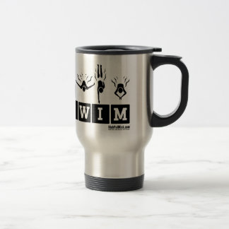 SWIM TRAVEL MUG