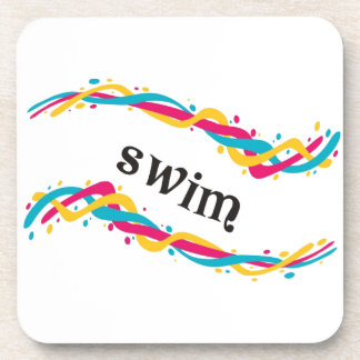 Swim Twists Coasters