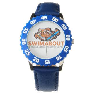 Swimabout Mascot Kids Watch