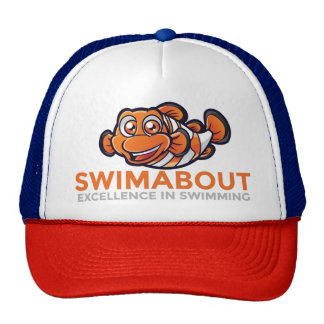 Swimabout Mascot Trucker Cap Trucker Hat