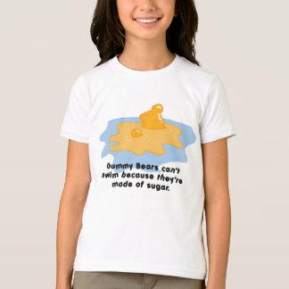 Swiming Bear T-Shirt