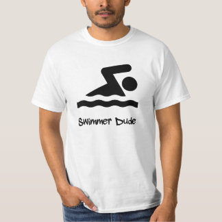 Swimmer Dude T-Shirt