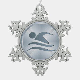 Swimmer Ornament - SRF