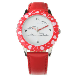 SWIMMERS WATCH