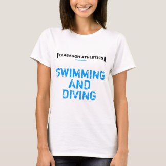 SWIMMING AND DIVING T-Shirt