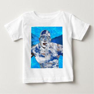Swimming angel baby T-Shirt