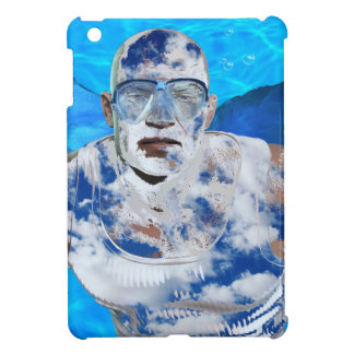 Swimming angel cover for the iPad mini