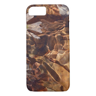 Swimming Autumn Leaves Abstract Photograpy Camo Case-Mate iPhone Case