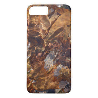 Swimming Autumn Leaves Abstract Photograpy Camo iPhone 8 Plus/7 Plus Case
