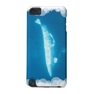 Swimming Beluga Whale iTouch Case