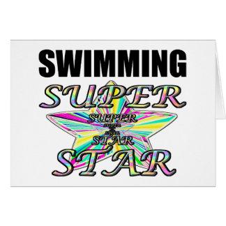 swimming card