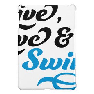 swimming cover for the iPad mini