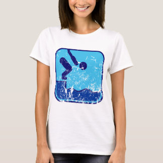 Swimming_dd_used.png T-Shirt