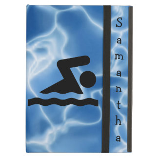 Swimming Design iPad Air Case