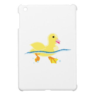 Swimming Duck iPad Mini Case