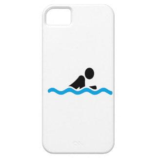 swimming étui iPhone 5