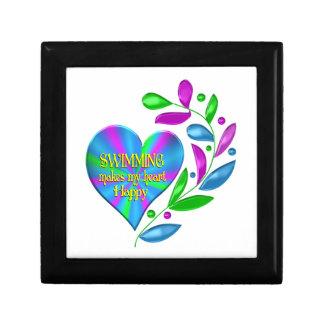 Swimming Happy Heart Gift Box