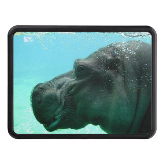 Swimming Hippo Trailer Hitch Covers