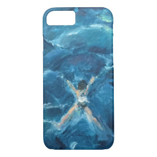 Swimming in the Deep End Case-Mate iPhone Case
